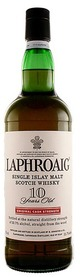 Laphroaig Cask Strength Single Malt Scotch Whisky 10 year old