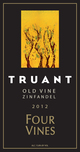 Four Vines Truant Zinfandel 2012