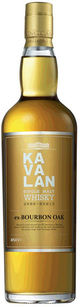 Kavalan Ex-Bourbon Oak Single Malt Whisky