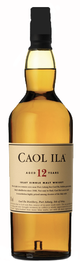 Caol Ila Islay Single Malt Scotch Whisky 12 year old