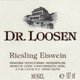 Dr. Loosen Riesling Eiswein 2012