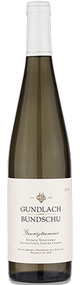 Gundlach Bundschu Estate Vineyard Gewürztraminer 2014