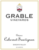 Grable Vineyards Patience Cabernet Sauvignon 2009