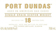 Port Dundas Distillery Single Grain Scotch Whisky 18 year old
