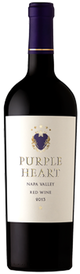 Purple Heart Napa Valley Red Wine 2013