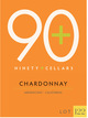 90+ Cellars Lot 122 Chardonnay 2015