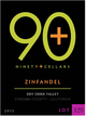 90+ Cellars Lot 129 Zinfandel 2013
