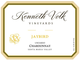 Kenneth Volk Jaybird Vineyard Chardonnay 2014