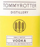 Tommyrotter Distillery Vodka
