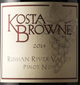 Kosta Browne Russian River Valley Pinot Noir 2014
