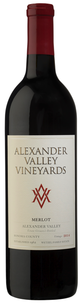 Alexander Valley Vineyards Estate Merlot 2014