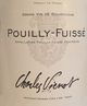 Charles Vienot Pouilly Fuisse 2013