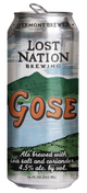 Lost Nation Brewing Gose