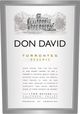 El Esteco Don David Torrontes 2015