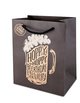 True Fabrications Hoppy Hoppy Beerthday 6 Pack Gift Bag