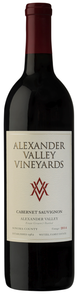 Alexander Valley Vineyards Estate Cabernet Sauvignon 2014