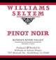 Williams Selyem Russian River Valley Pinot Noir