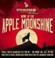 Springbrook Hollow Farm Distillery Howl At The Apple Moonshine