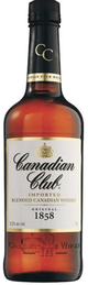 Canadian Club Blended Canadian Whisky