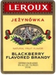 Leroux Blackberry Brandy