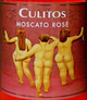 Culitos Moscato Rose