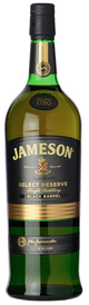 Jameson Select Reserve Black Barrel Irish Whiskey