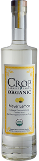 Crop Harvest Earth Organic Meyer Lemon Vodka