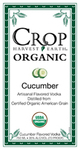 Crop Harvest Earth Organic Cucumber Vodka