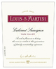 Louis M Martini Napa Valley Cabernet Sauvignon 2013