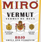 Miro Salvat Rojo Sweet Red Vermouth