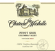 Chateau Ste. Michelle Columbia Valley Pinot Gris 2015