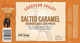 Anderson Valley Brewing Salted Caramel Bourbon Barrel Aged Porter