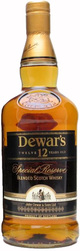 Dewar's Special Reserve Blended Scotch Whisky 12 year old
