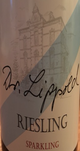 Dr. Lippold Sparkling Riesling 2013