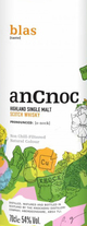 anCnoc blas Highland Single Malt Scotch Whisky