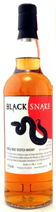 Blackadder Black Snake Single Malt Scotch Whisky Vat. No. 3 Second Venom