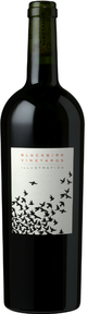 Blackbird Vineyards Illustration 2013