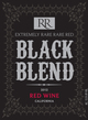 Rare Red Extremely Rare Rare Red Black Blend 2012