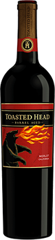 Toasted Head Merlot 2014