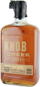 Knob Creek Limited Edition Small Batch Kentucky Straight Bourbon Whiskey Batch #2 2001