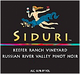 Siduri Keefer Ranch Vineyard Pinot Noir 2013