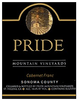 Pride Mountain Vineyards Cabernet Franc 2013