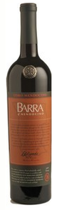 Barra of Mendocino Coro Red Blend 2012