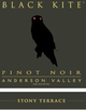 Black Kite Stony Terrace Pinot Noir 2013