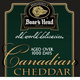 Boar's Head Precut Aged Canadian Cheddar Cheese