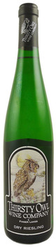 Thirsty Owl Dry Riesling 2015