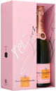 Veuve Clicquot Brut Rosé With Message Gift Box NV