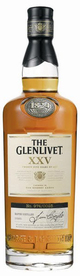 The Glenlivet Single Malt Scotch Whisky 25 year old
