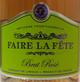 Faire La Fete Brut Rose NV