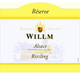 Alsace Willm Reserve Riesling 2015